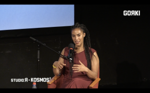 Grada Kilomba KOSMOS² Labor#10 Video Installation The Desire Project Maxim Gorki Theatre